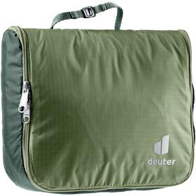 deuter Wash Center Lite I Toiletry Bag khaki/ivy